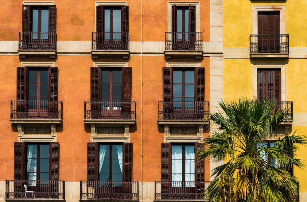 Дома в Барселоне