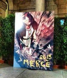 Фестиваль La Merce 2013 в Барселоне