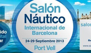 52 ой Международный Морской Салон в Барселоне