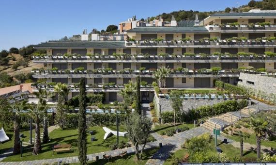 Новые квартиры в аренду в престижном районе Саррия, Барселона | 2