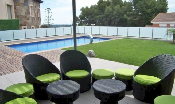 Modern house for sale in Montmar, Castelldefels | 4