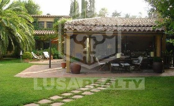 Detached house 400 m2 with panoramic sea views