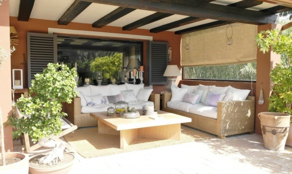 Cozy villa with wonderfull garden on sale in Sant Andreu de Llavaneres close to Barcelona | 2