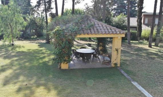 Старинный дом-особняк с лесом в Кабрера де Мар | 3
