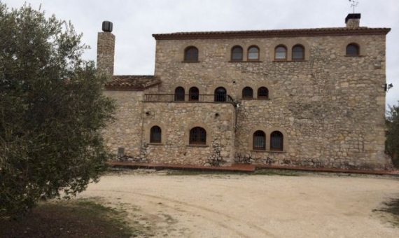 Country house and castle  Costa Dorada | 2