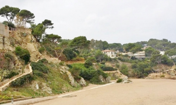 Plot with sea-view in Begur | 3