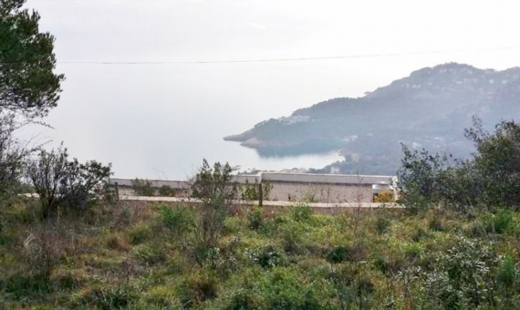 Plot with sea-view in Begur | 4
