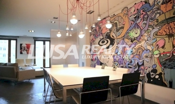 Fantastic flat of 298 m2 for sale in Paseo de Gracia in Barcelona center | 2
