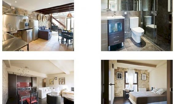 Туристические апартаменты в здании площадью 950м2 в Старом Городе | 2