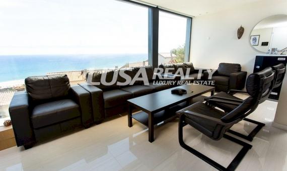 Luxury villa with views in Les Botigues de Sitges | 2