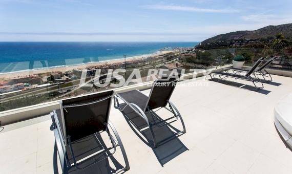 Casa de lujo con vistas en Les Botigues de Sitges | 11580-3-570x340-jpg
