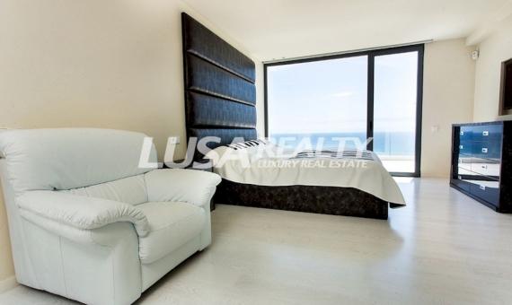 Luxury villa with views in Les Botigues de Sitges | 4