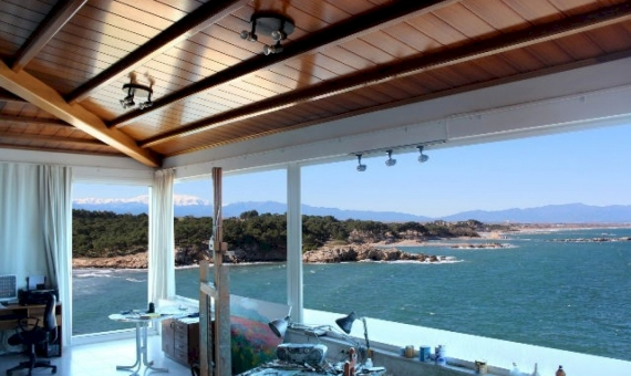 Magnificent property in the seafront of Costa Brava with exclusive views | 1