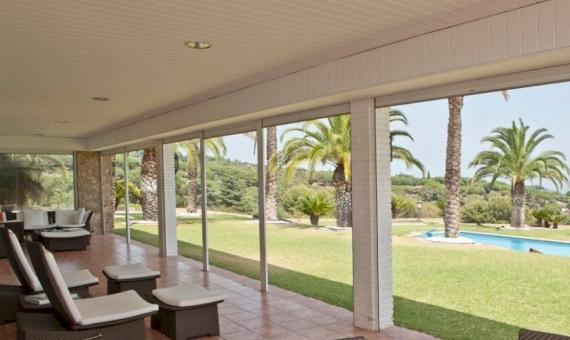 Spectacular house 475 m2 in Sant Andreu de Llavaneres | 2