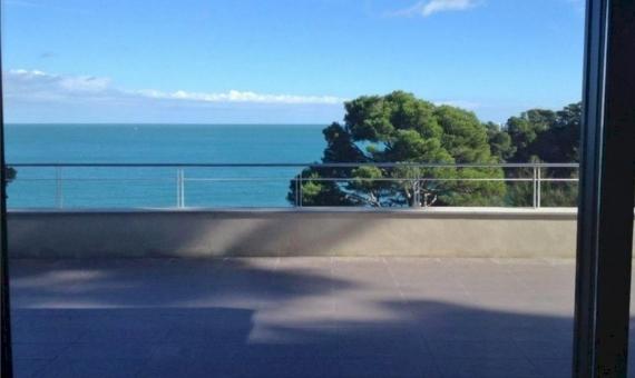 Villa 1st sea line in Begur in Costa Brava | 1