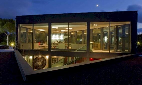 Вилла в современном стиле в 200 м от моря в Ситжесе | 3
