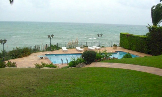 Villa in Sant Francesc with magnificent views of the sea