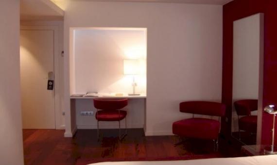 Отель **** на 39 номеров в городе Альтафулья | 1