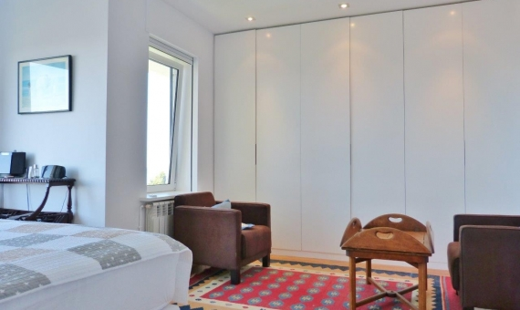 Квартира-дуплекс 100 м2 в Ситжесе | 3