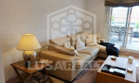 Квартира 55 м2 с видовой террасой в Сан Джерваси | 1