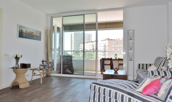 Cozy flat with sea-views | 1