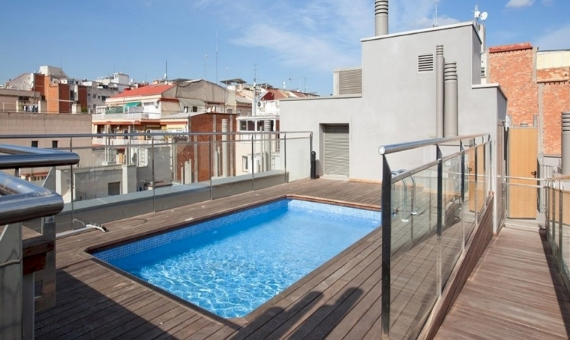 New development flats on sale in a quiete street of Sants area | 3