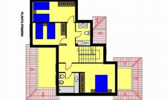 Вилла 280м2 новой постройки в Калафель | 4