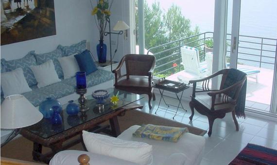 Вилла на участке 1300 м2 с бассейном и видом на море в Бланесе | 4