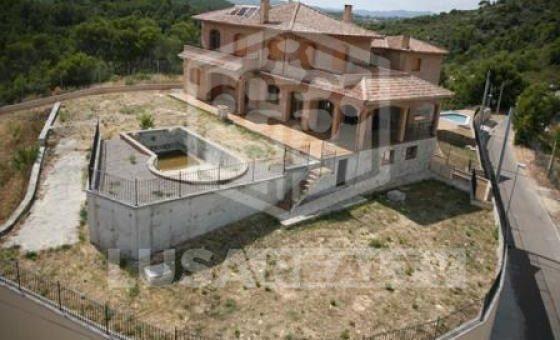 Дом 500 м2 с видом на море в Калафель | 2