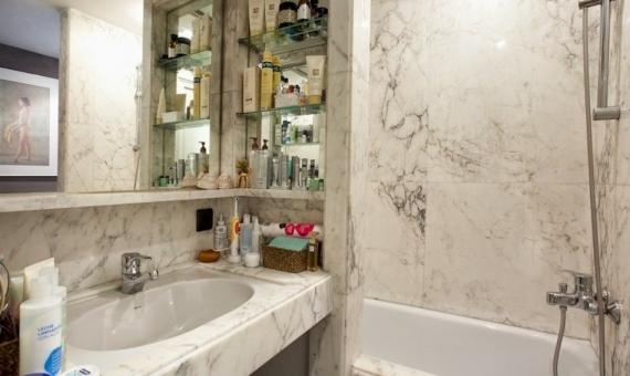 Квартира 145 м2 с туристической лицензией в Саррия / Сан Джерваси | 2