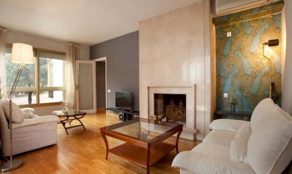 FLat in Sarria with  tourist license | 4539-3-570x340-jpg
