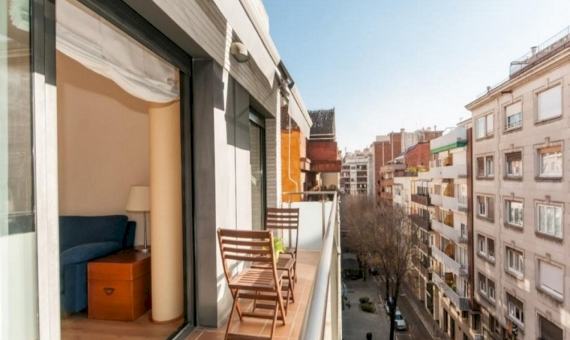 New penthouse with a large terrace in Putxet | 5399-0-570x340-jpg