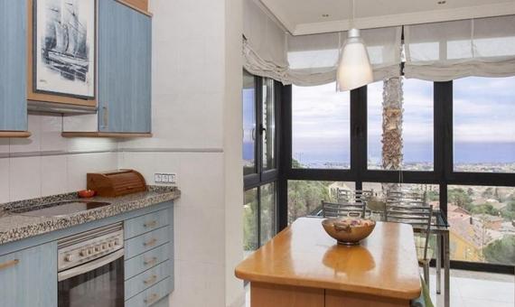 Detached house of 375 m2 with sea views in Vilasar de Dalt | 4