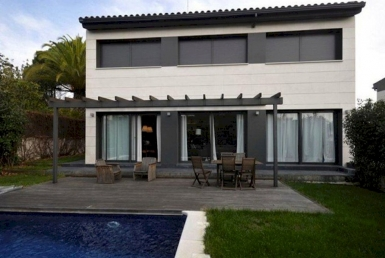 Дом с видом на море в Сан-Висенс-де-Монтальт