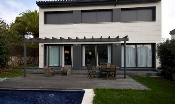 Дом с видом на море в Сан-Висенс-де-Монтальт | 5868-2-570x340-jpg