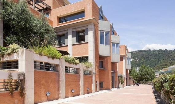 Fantásticas casas adosadas en la zona alta de Barcelona | 1