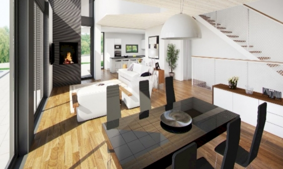 New house in Sant Cugat | 1