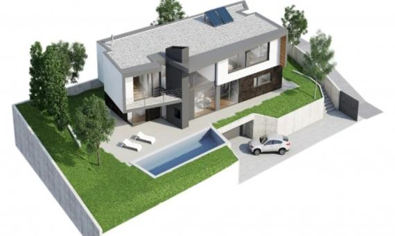 Новый дом 324 м2 в пригороде Барселоны | 3