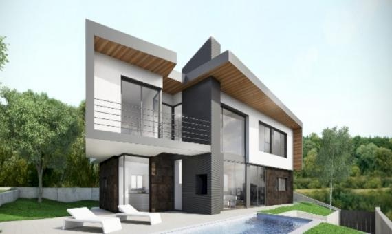 New house in Sant Cugat | 6198-5-570x340-jpg