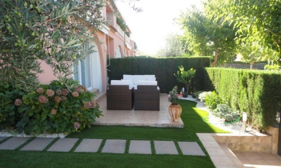 Terraced house of 210 m2 + garden 180 m2 in S`Agaro | 3