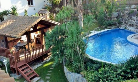 Preciosa casa en Montmar, Castelldefels | 1