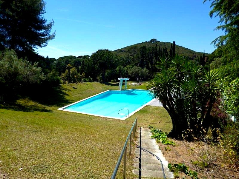 Villa with sea views and  m2 of own forests in Sant Vicenc de Montalt | 683-12-jpg