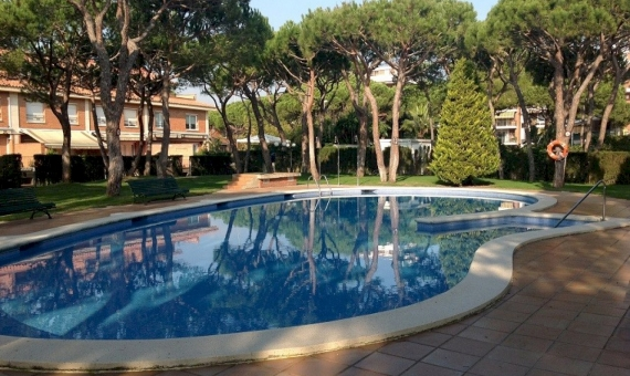 2123  Sale of the house with fireplace close to Barcelona in Gava Mar | 4