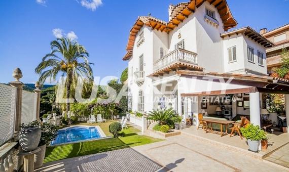 Fabulosa villa modernista en Sant Andreu de Llavaneres, Costa Maresm | 6997-16-570x340-jpg