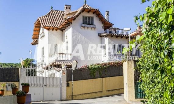 Fabulosa villa modernista en Sant Andreu de Llavaneres, Costa Maresm | 4