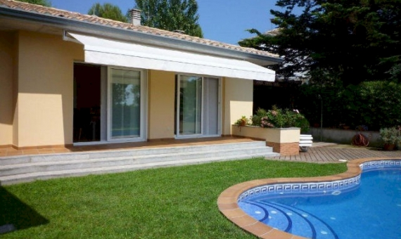 House with a plot area 700 m2 in S'Agaró | 2