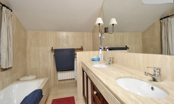 Квартира-дуплекс на первой линии моря в Ситжесе | 1