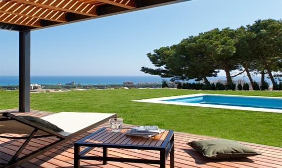 Villas nuevas con vistas al mar en Sant Vicenç de Montalt | 7500-4-570x340-jpg