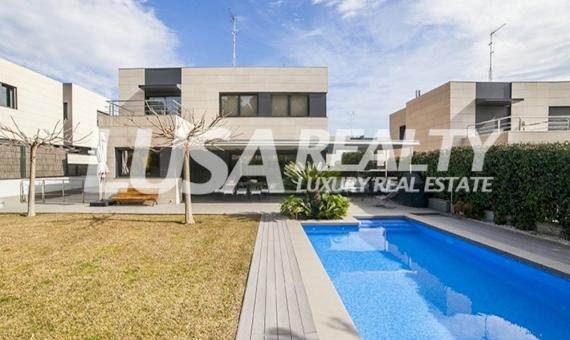 Magnífica casa unifamiliar de seis dormitorios cerca del mar en Sant Andreu de LLavaneres | 1