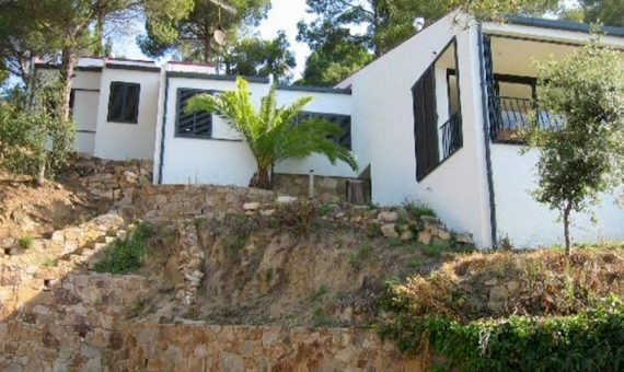 Luxury villa with panoramic sea views in Tossa de Mar | 2
